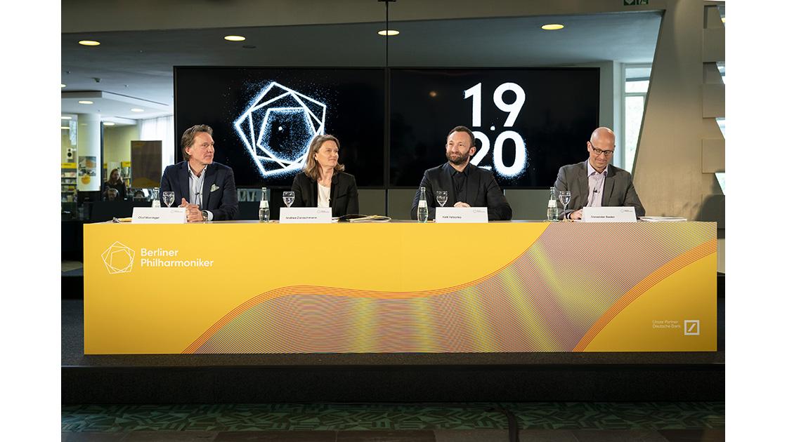 キリル・ペトレンコがベルリン・フィル首席指揮者として初シーズンの詳細を発表